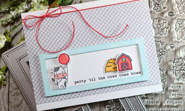 Party ' til the cows come home with Amy Kolling