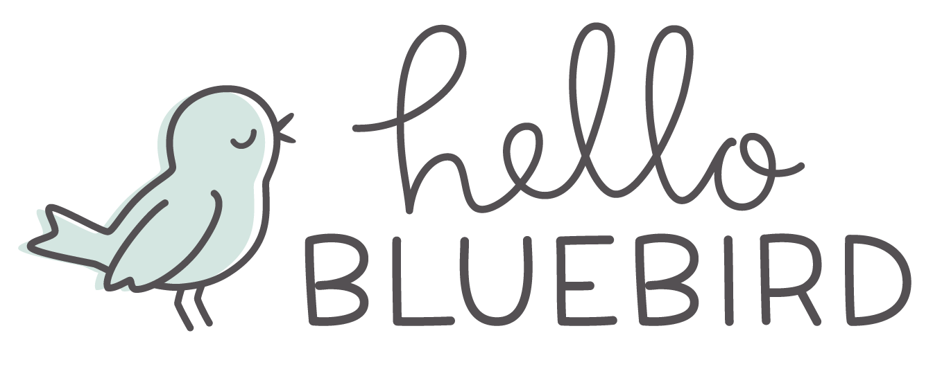 Hello Bluebird Blog