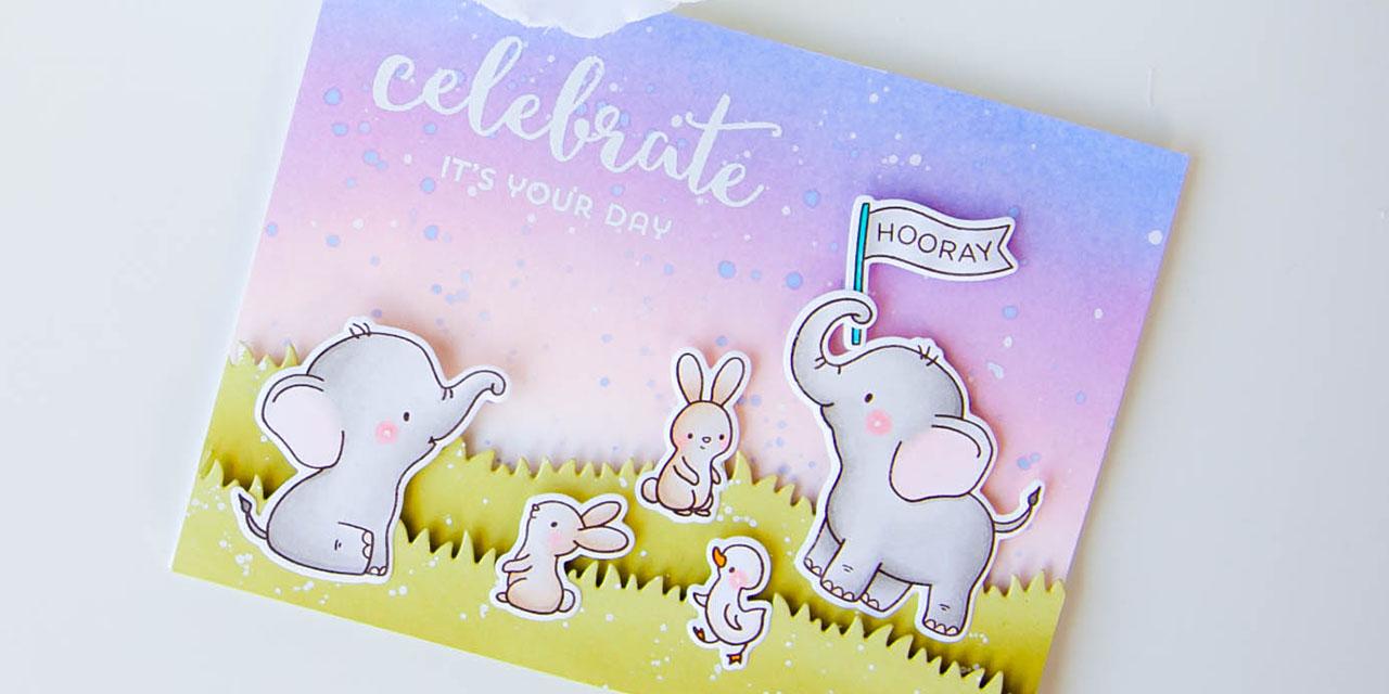 Hooray! Celebrate with Keeway