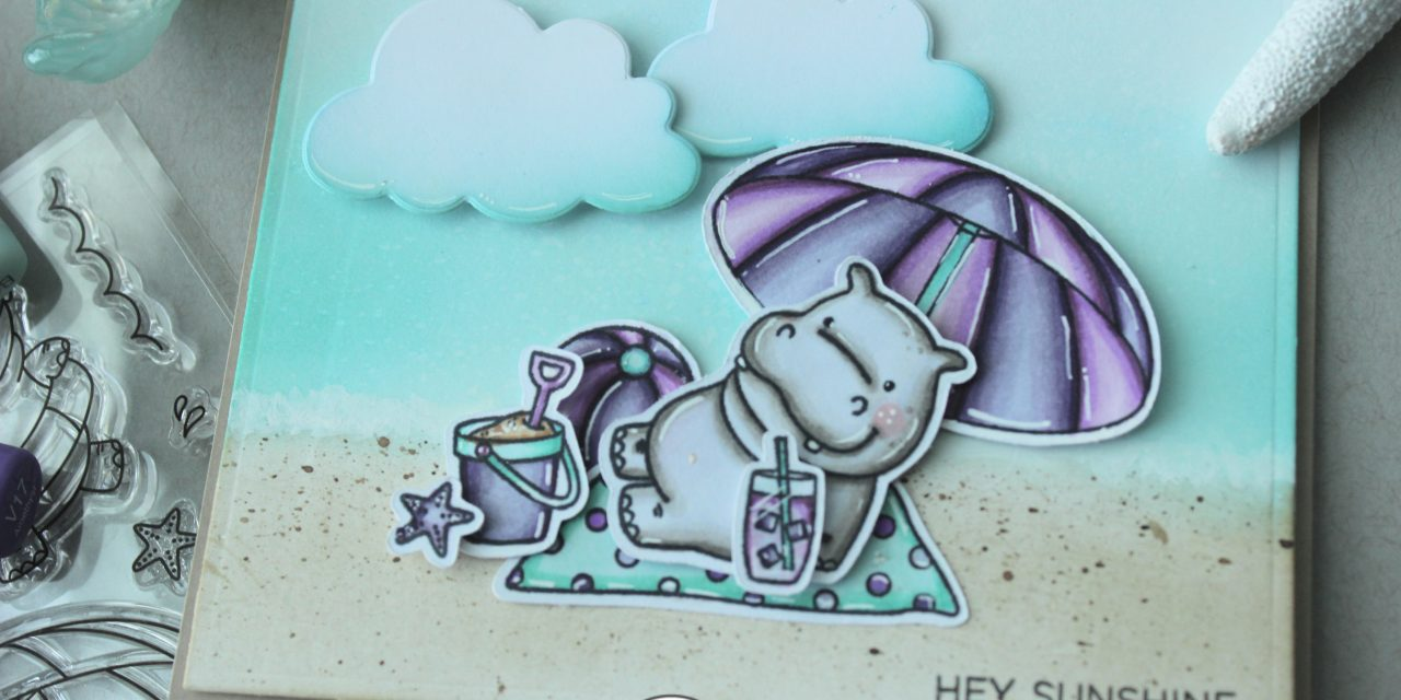 Hippos On Holiday with Mayra….