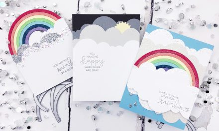 Rainbows and Clouds with Jessica Frost-Ballas