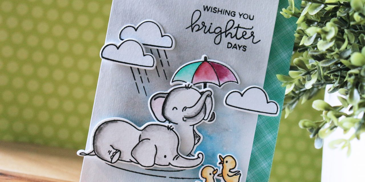 Wishing You Brighter Days With Eloise Blue