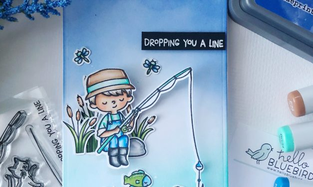 Dropping You A Line…..