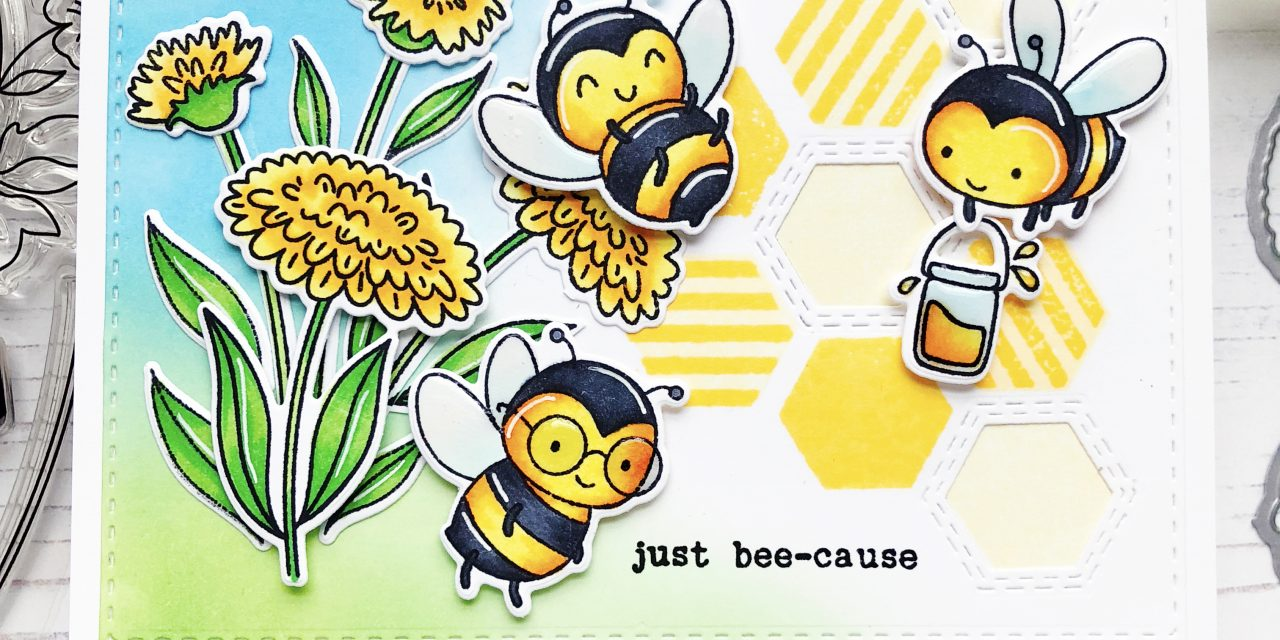 Just Bee-cause   Caly