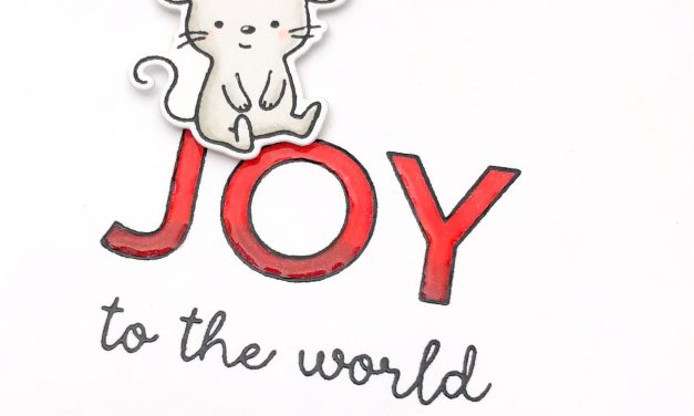 Joy to the World with Jess