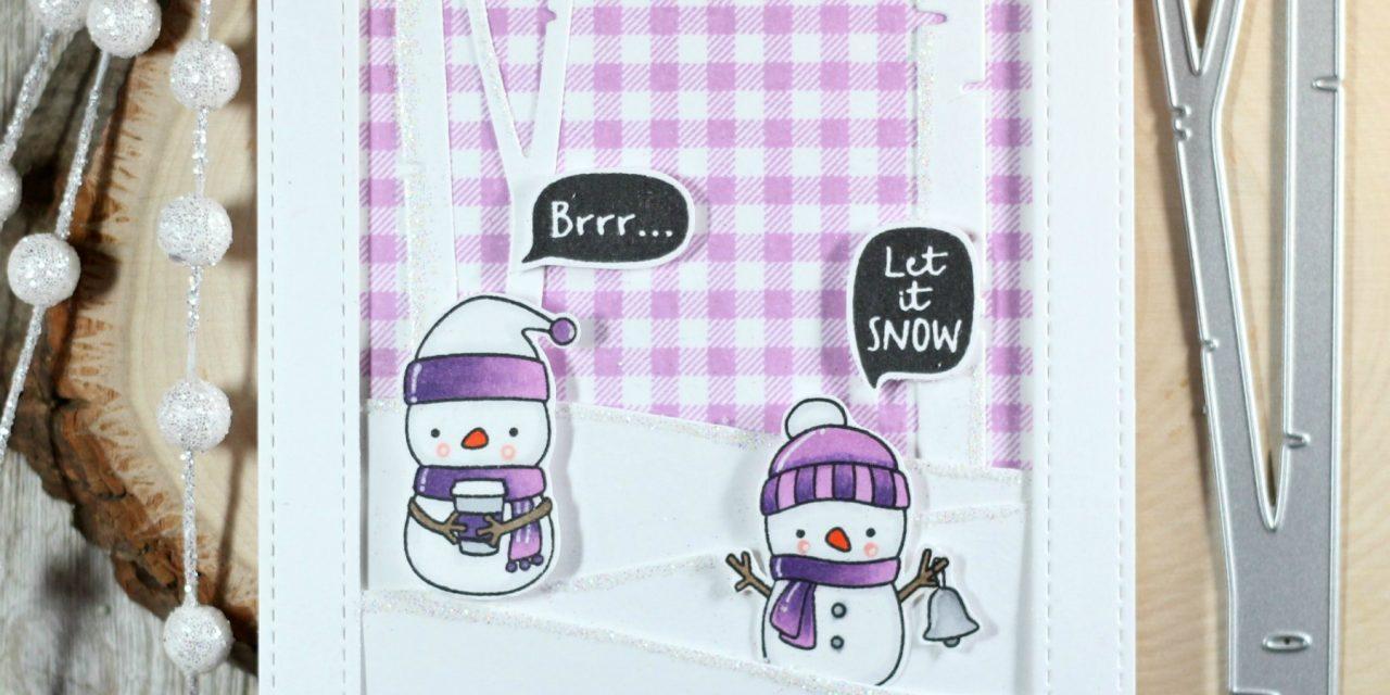 Frosty Friends with Amy Kolling