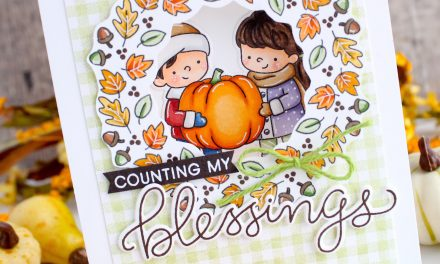 Counting My Blessings with Leanne