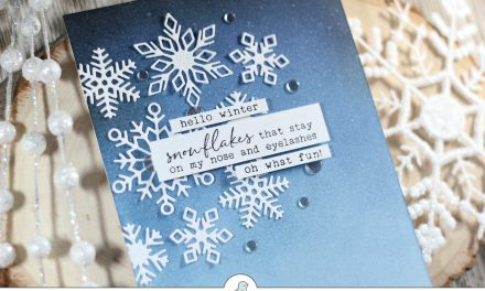 Hello Winter with Amy Kolling