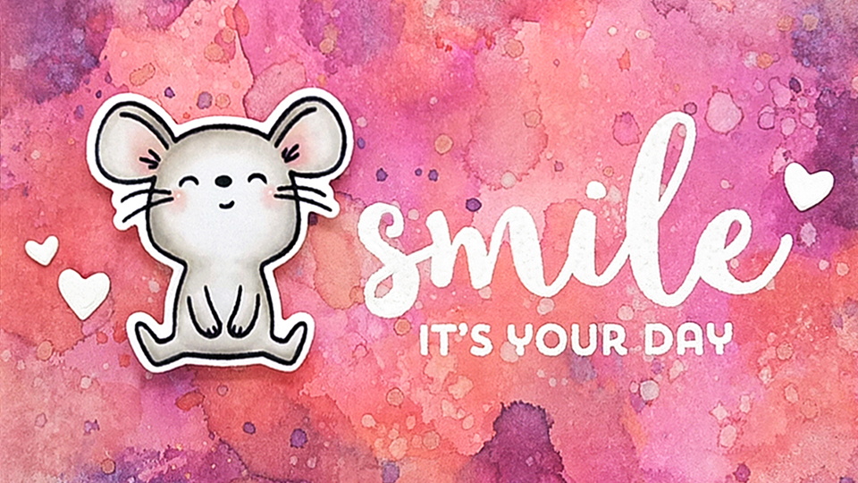 Joyful Mouse Smile with Anja Bytyqi