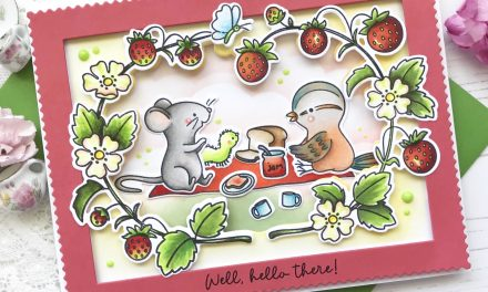 June Release Previews Day One | Strawberry Jam & Field Mice