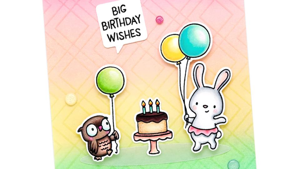 Big Birthday Wishes with Anja