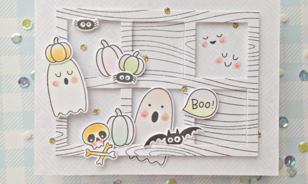 A Pastel Halloween with Franci