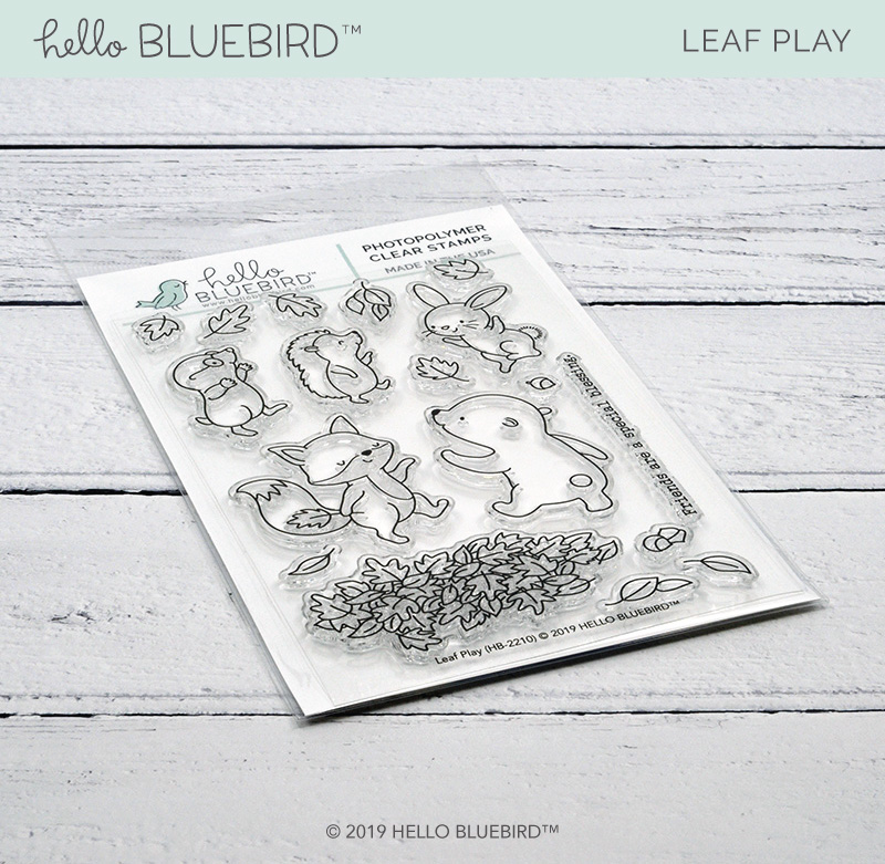 Leaf Play Stamp Set
