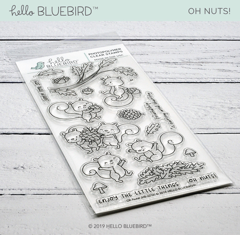 Oh Nuts Stamp Set