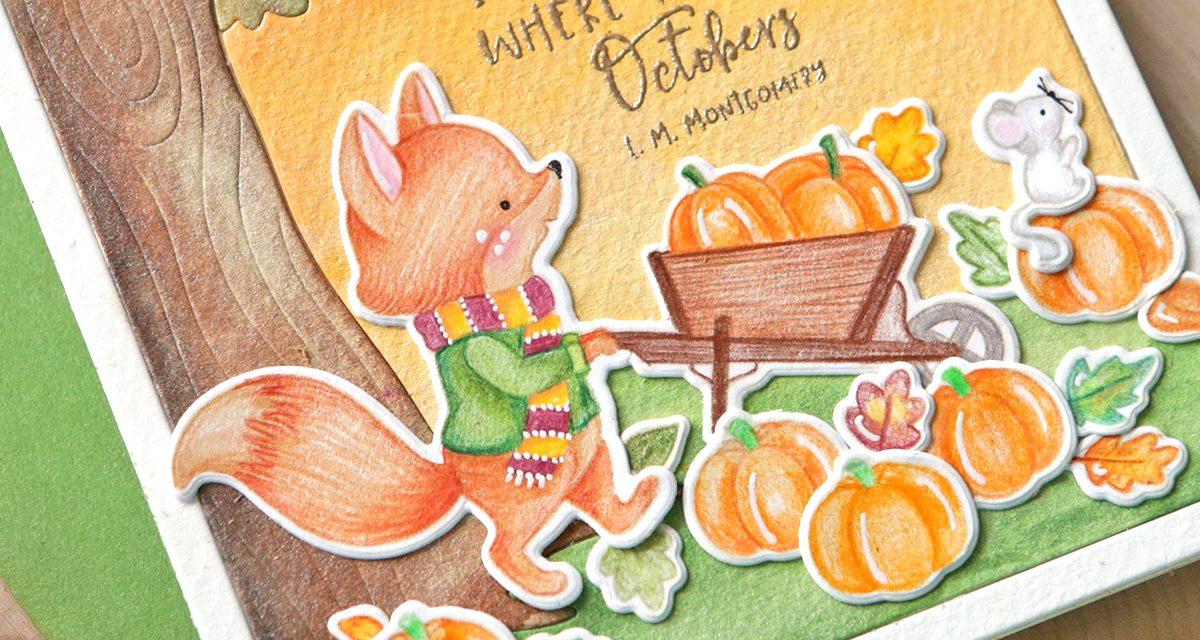 Pumpkin Time with Suzy Plantamura