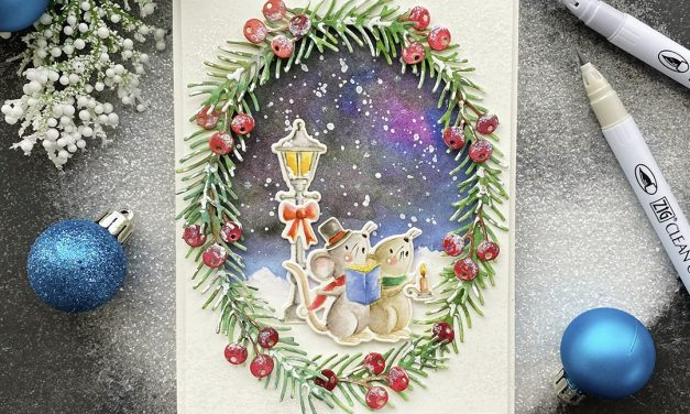 Merry Mice with Susie