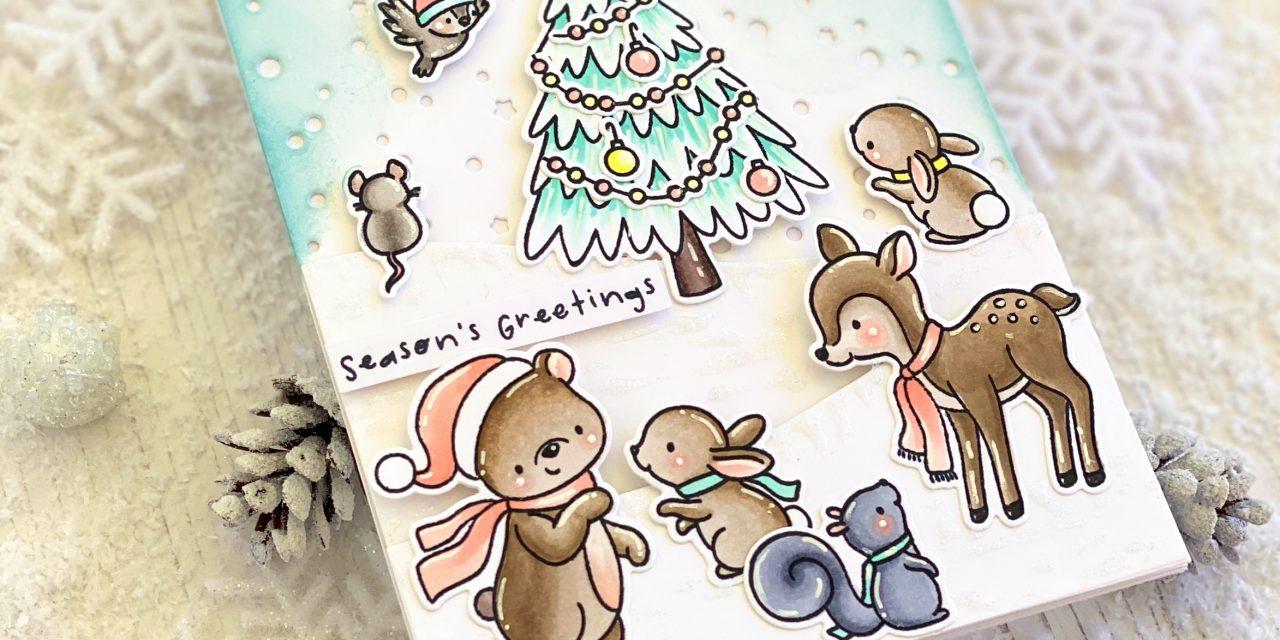 O Christmas Tree with Nicky