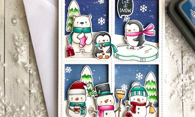 Frosty Friends With Tammy