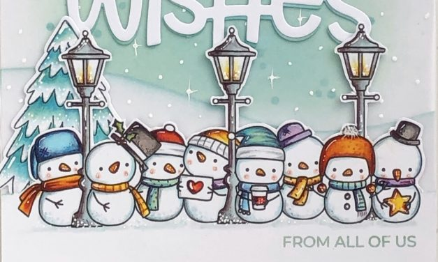 Warm Wishes from the Frosty Littles with Chris
