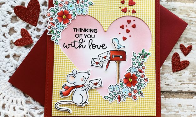 Thinking of You with Love… from Susie