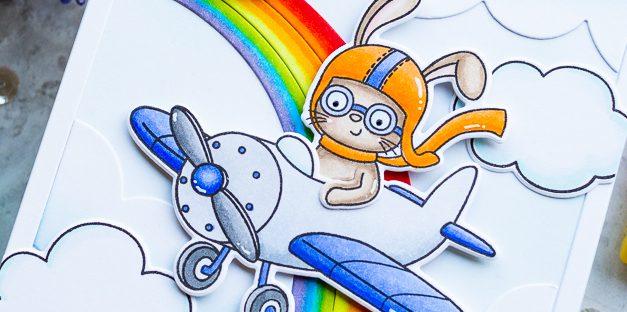 Fly Over the Rainbow with Gemma