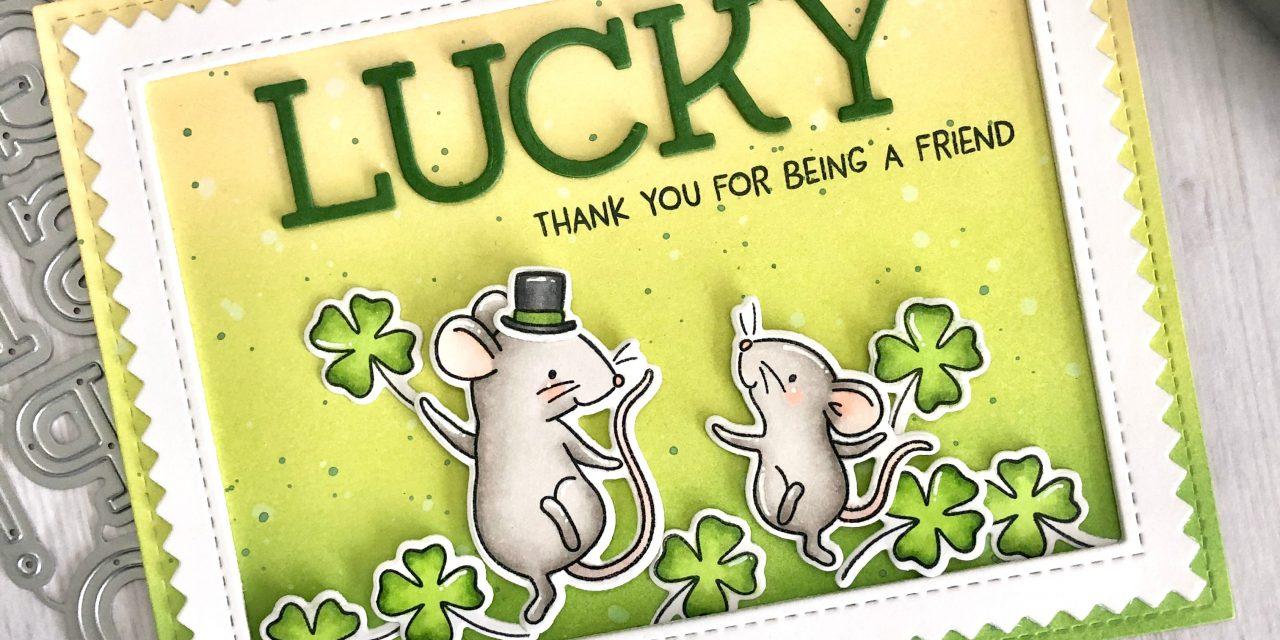 Lucky Friend with Tammy
