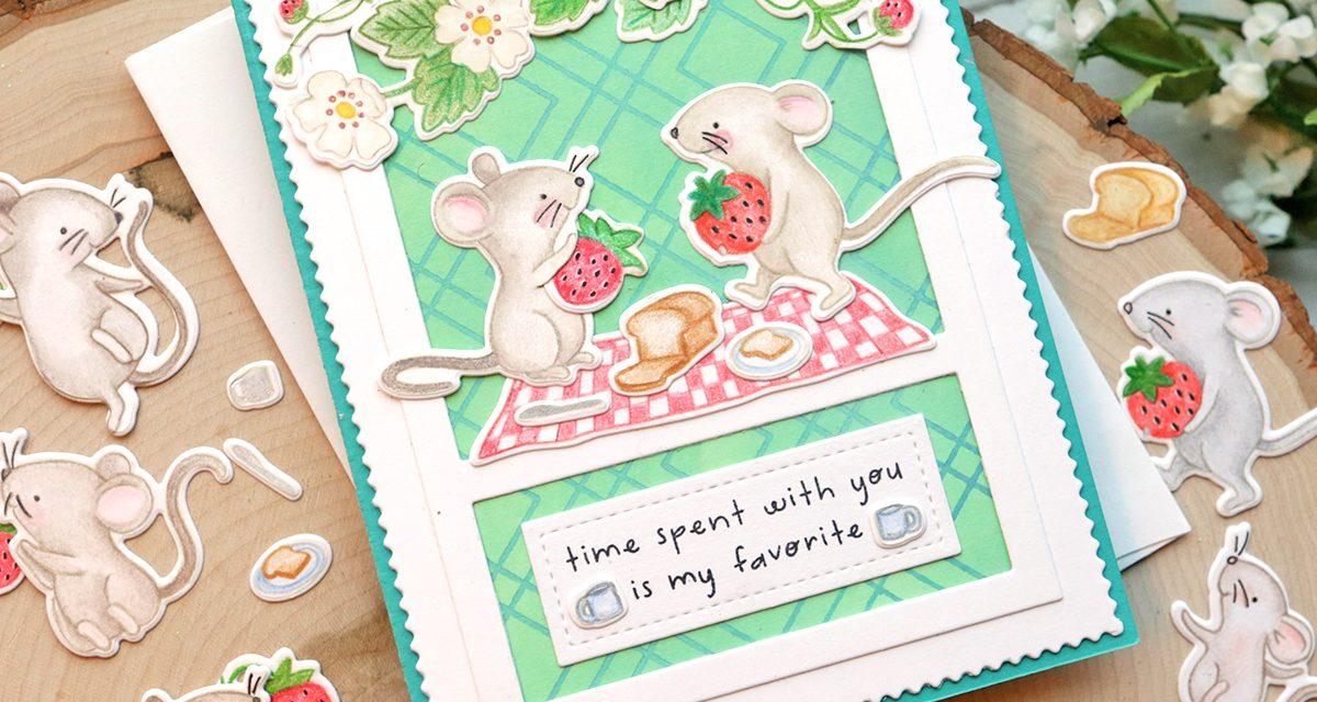 Field Mice and Strawberry Jam with Suzy Plantamura