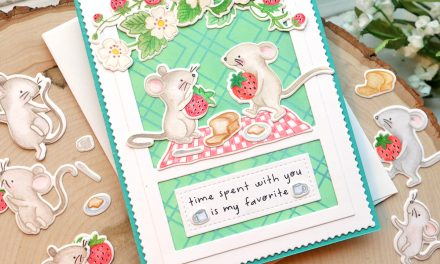Field Mice and Strawberry Jam with Suzy Plantamura