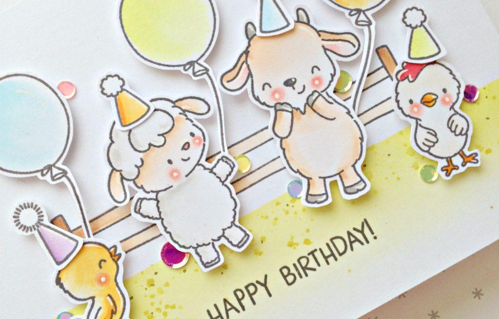 """Happy Birthday"" with Franci"