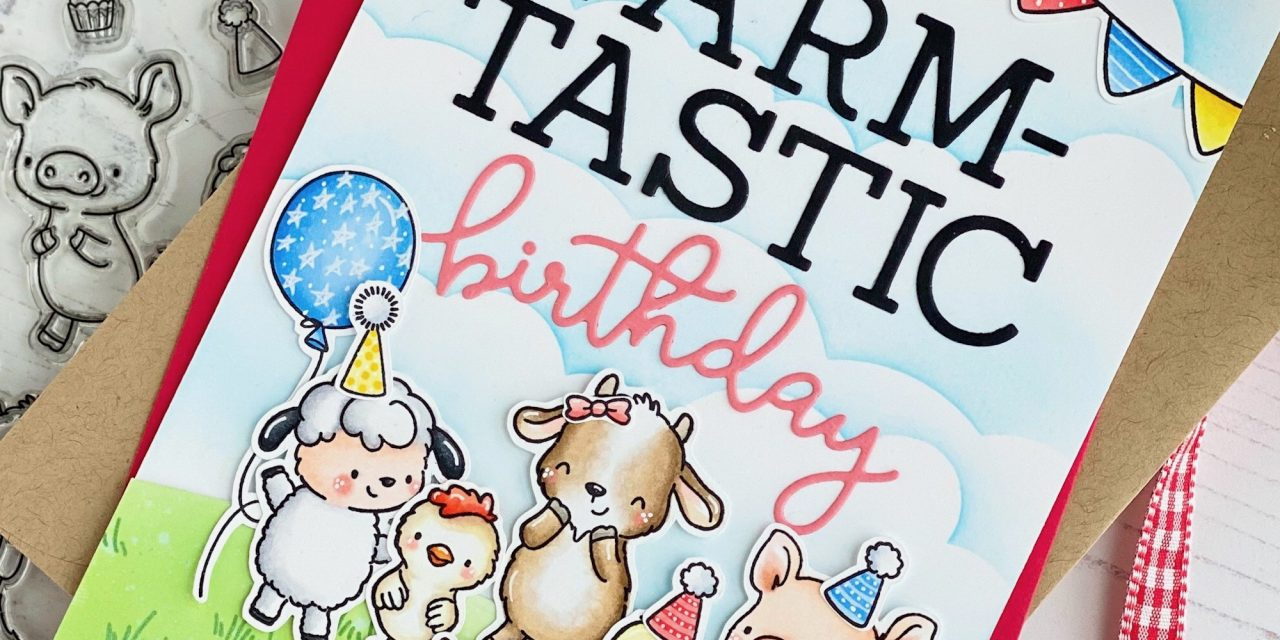 Farm-tastic Birthday with Leanne