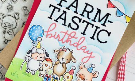Farm-tastic Birthday with Leanne