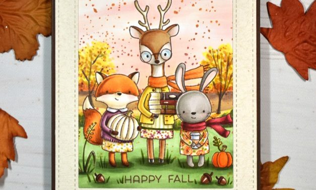 Fall Friends with Amy