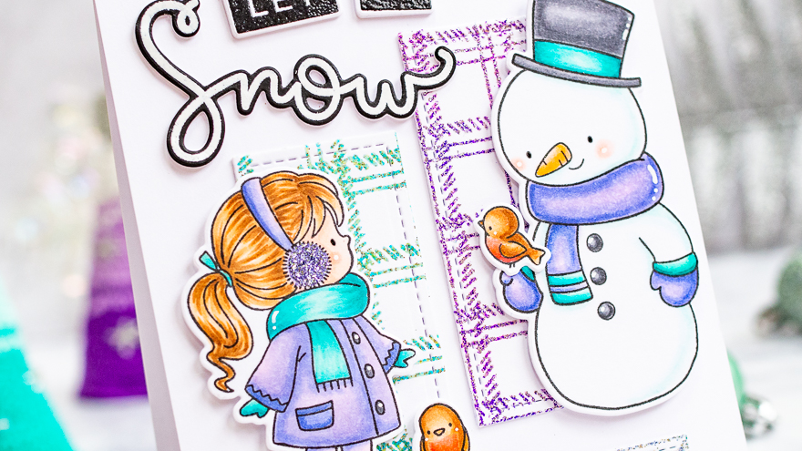 Let it Snow with Gemma