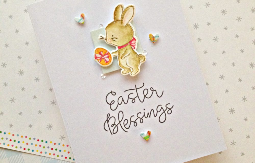 Easter Blessings with Franci