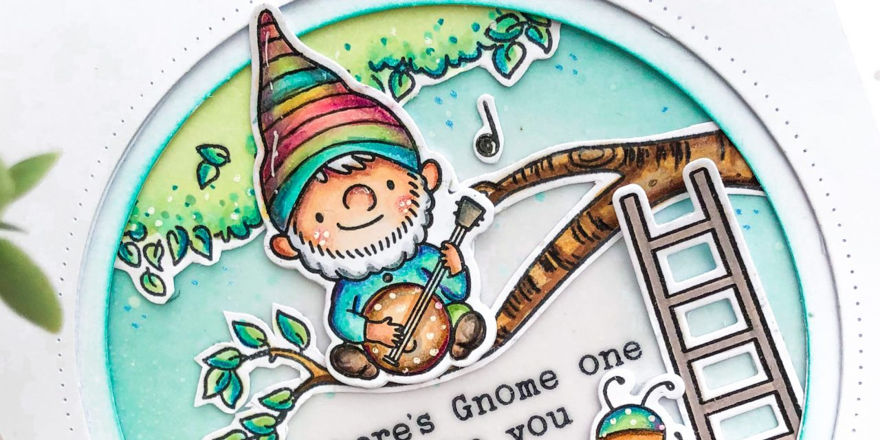 There's Gnome one like you – with Chris