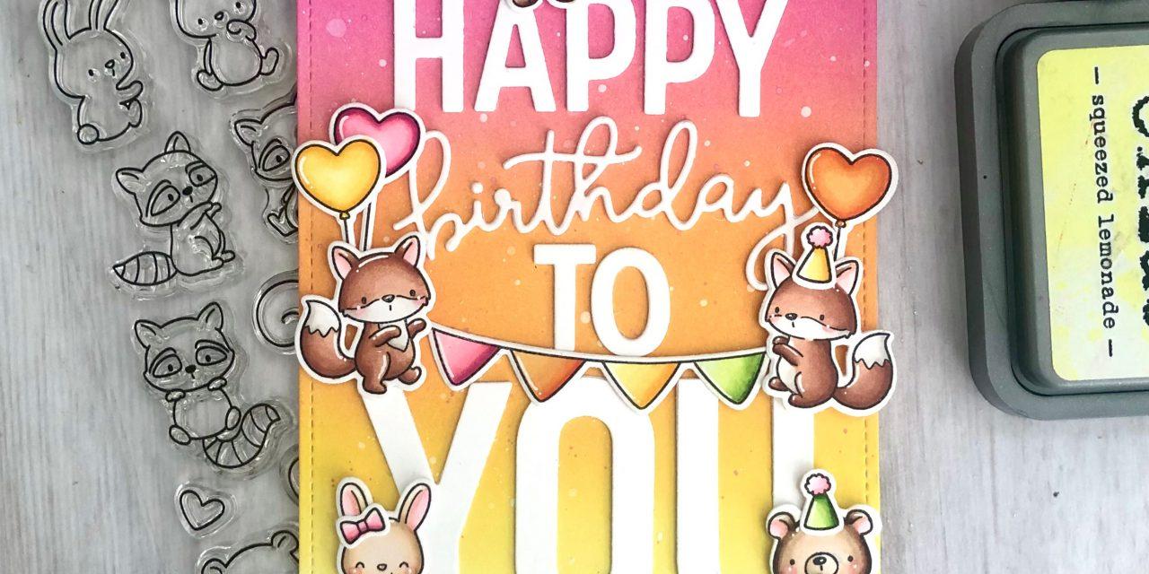 Happy Birthday to You with Tammy