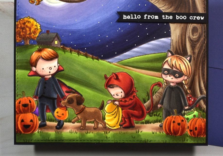 Boo Crew with Amy